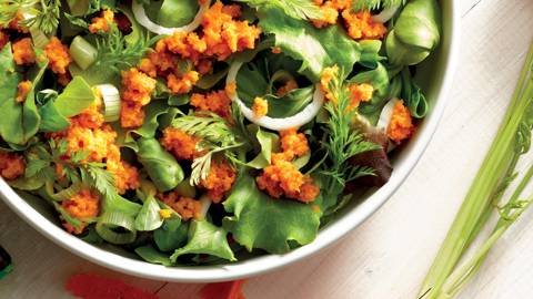 Pesto di carote